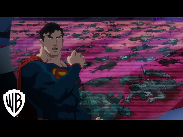 Justice League Dark: Apokolips War | Trailer | Warner Bros. Entertainment