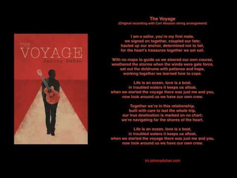Johnny Duhan - The Voyage (original version)