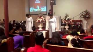 "Praise Dance: ""Mary Did You Know?"" by Cee Lo Green"