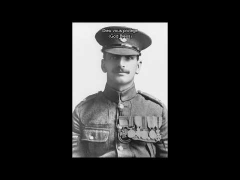 A small tribute to Laurie Calvert's Grandfather Laurence Calvert VC