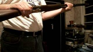 My .577 Percussion Lock Rifle-Musket