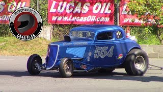 2016 Langley Loafers Old Time Drags Part 12 (AA/Gas & Nostalgia Dragster Finals)