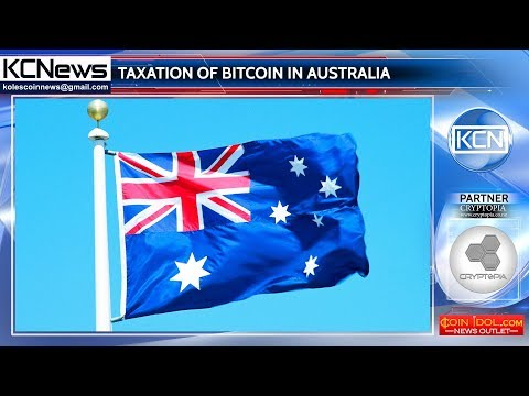 In Australia, The Double Taxation Of Bitcoin Was Abolished