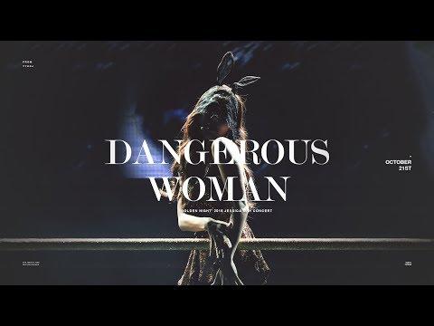 [FANCAM] 181021 Jessica - Dangerous Woman Cover @ Golden Night mini concert in Taiwan