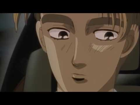 Initial D 1st Stage ~ Remember Me scene
