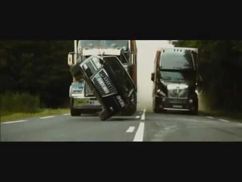 transporter 3 car chase  amazing .flv