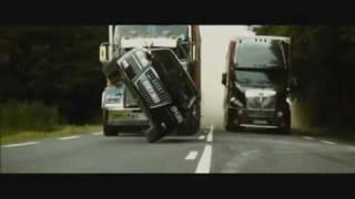 transporter 3 car chase - amazing soundtrack.flv