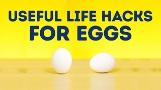 3 egg-cellent tricks you NEED to know l 5-MINUTE CRAFTS