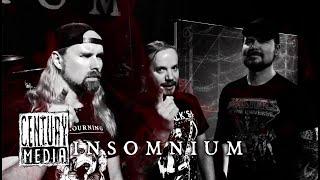 INSOMNIUM - Tour Like A Grave Tour 2019 (Trailer)