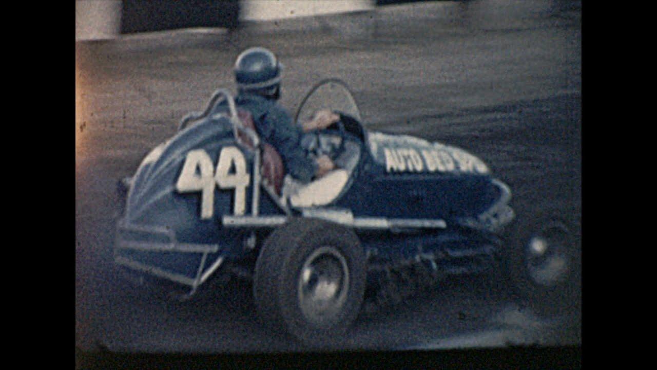 Midget racing part has