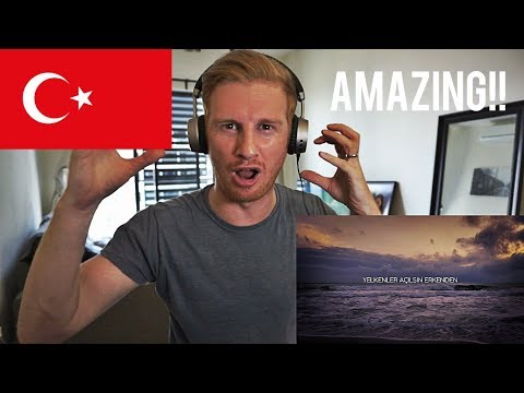 (AMAZING!!) Ceza - Denizci - Official Lyric Video // TURKISH RAP REACTION
