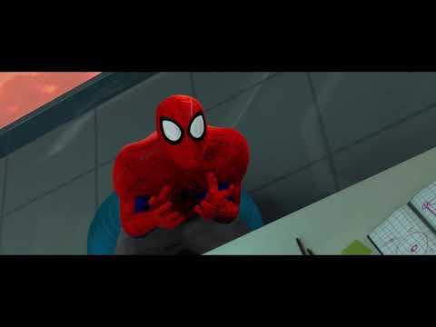 映画『スパイダーマン:スパイダーバース』本編映像<特殊能力覚醒編>(3/8全国公開)