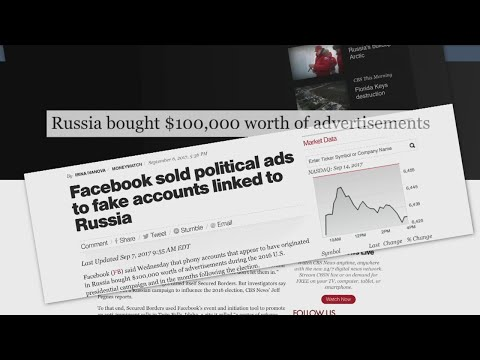 Facebook Investigating Fake Russia Accounts During Election