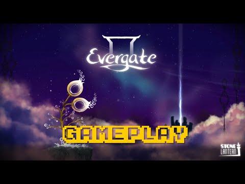 Evergate Gameplay |