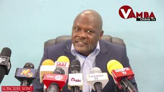 #MUSIBA - Hawa ndio wanaomuhujumu MAGUFULI, Awatolea uvivu Basata