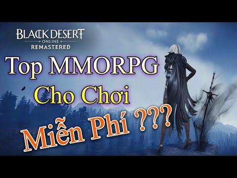 Cùng Chơi Thử Game MMORPG Đồ Họa Siêu Đẹp | BLACK DESERT ONLINE REMASTERED