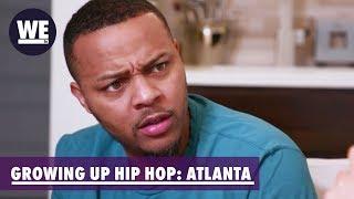 Did Angela Breakup Because of Bow? | Growing Up Hip Hop: Atlanta