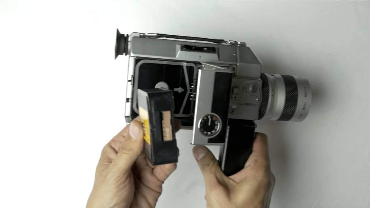 Ver Super 8mm – La cámara, ¿cómo se usa? en Español