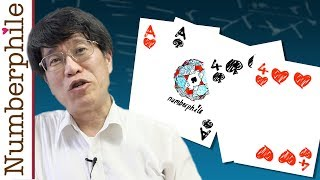 Chinese Remainder Theorem and Cards - Numberphile