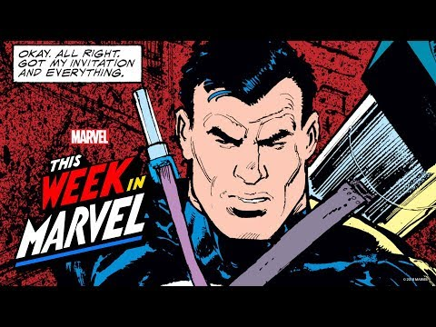 3 Things You Need To Know About The Punisher   This Week in Marvel