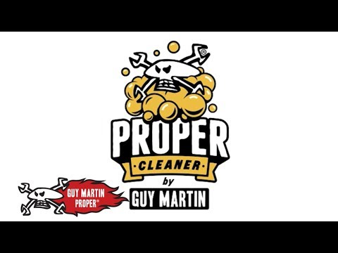 Proper Cleaner by Guy Martin!!