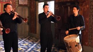 Basse-danse La Brosse - Pierre Attaingnant (Ens. Le Banquet du Roy)