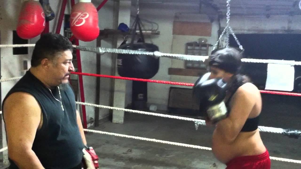 Pregnant Female Boxer - Youtube-9011