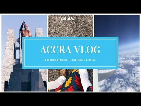 Accra Vlog #4 | YettiDS