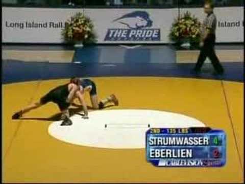 2008 Nassau County Wrestling Championships - 135 lbs. Finals