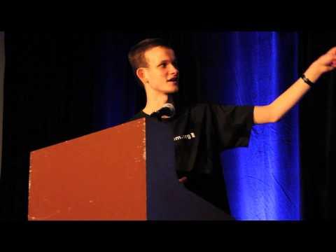 Vitalik Buterin reveals Ethereum at Bitcoin Miami 2014