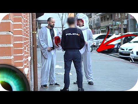 La POLICÍA nos MULTA