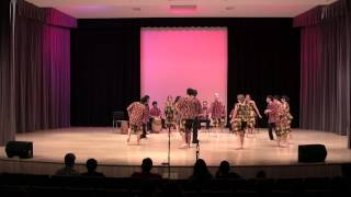 CSULB West African Ensemble perform Circle Atsia