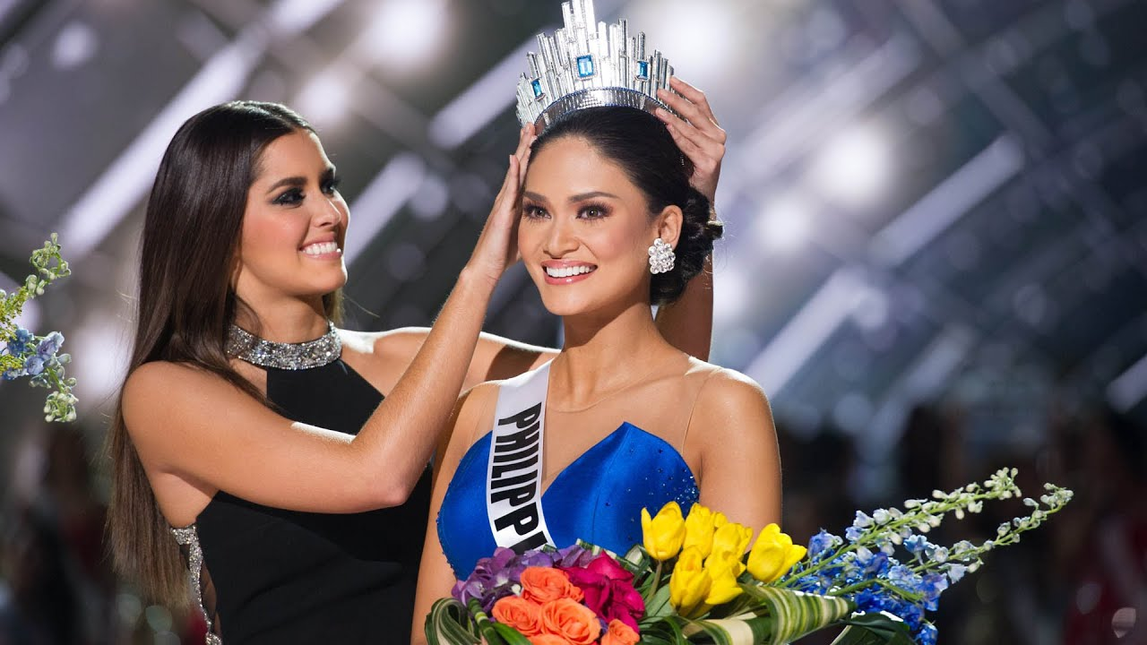 Miss Universe Philippines Pia Wurtzbach is Crowned Miss Universe 2015