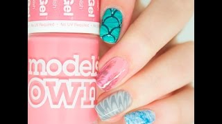Models Own Thumbwar Competition Nail Art Tutorial