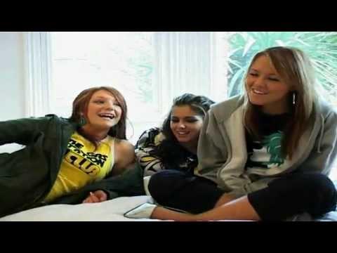 Girls Aloud interview