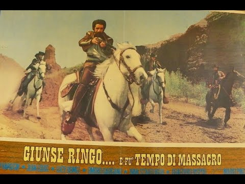 The Revenge of Ringo (Giunse Ringo e fu tempo di massacro)  Full Movie by Film&Clips