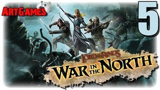 LOTR: Война на Севере - 5