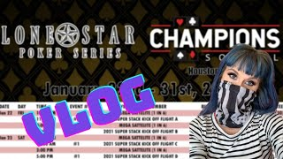 Lonestar Poker Series at Champions Social Poker Club