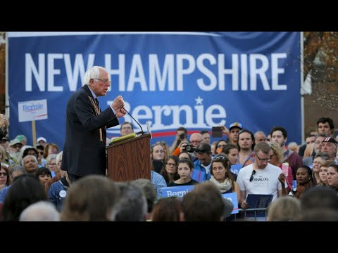 BREAKING: Tulsi Snuffed/Bernie Leading In New Hampshire Primary Poll