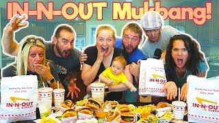 YouTuber Mukbang! Ohana Adventure, Tannerites, The Beach House! Eating Everything Menu In And Out!