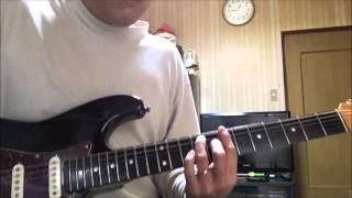 2016年ギター動画一発目。