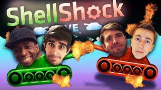 TWO vs TWO! - SHELLSHOCK LIVE #3 with Vikk, Josh, Simon & Tobi