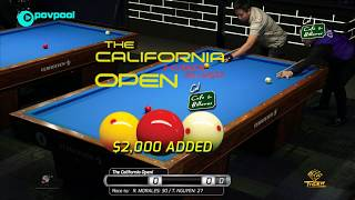 Gambar cover #3 - Tung NGUYEN vs Robinson MORALES / The 2018 California Open!