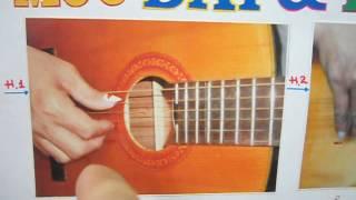 Tự học classic guitar Part 5 - 10 kiểu tập đồng chuyển của bốn ngon tay bấm 1234 by Quốc Hưng