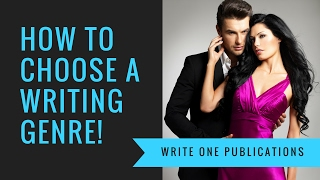 Book Genres Explained - How To Choose A Writing Genre