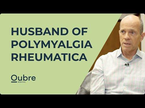 Husband of Polymyalgia Rheumatica patient with disease reversal