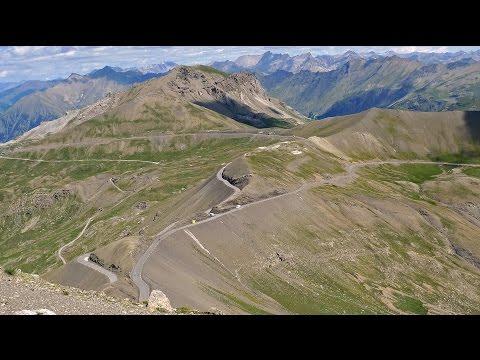 Frankreich Tour 2015 - Col de la Bonette - Harley Davidson Street Glide