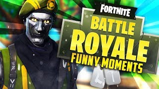 THE WORST TEAM! - Fortnite: Battle Royale (Funny Moments)