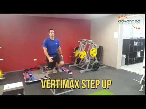 VERTIMAX STEP UP