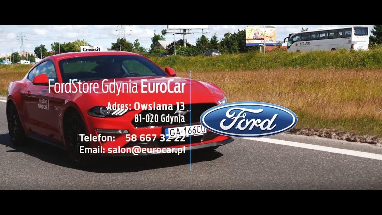 Prezentacja Nowy Ford Mustang 2018 Fordstore Euro Car Youtube